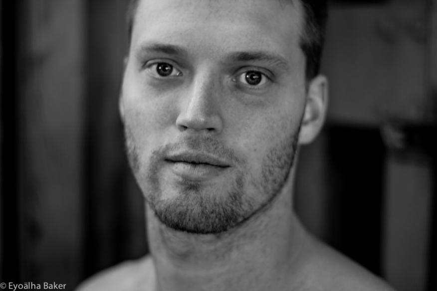 Keaton Soros. Photographed by Eyoälha Baker. Art Direction Wendy Williams-Watt