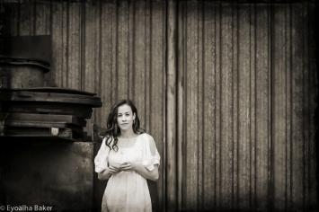 Model: Elise Jenè aka Surya Devi Photography: Eyoälha Baker