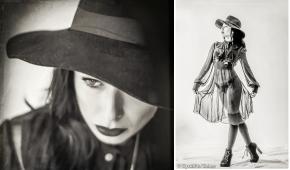 Model: Caolaidhe Lundy photographed by Eyoälha Baker
