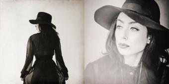 Caolaidhe Lundy photographed by Eyoälha Baker