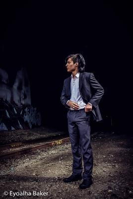 Luke Tancredi photogrpahed by Eyoalha Baker