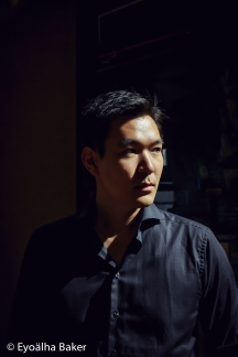 John Wang photographed by Eyoalha Baker