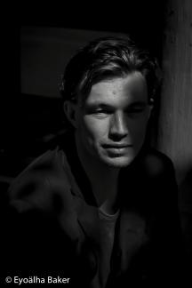 Michael Nicholls photographed by Eyoälha Baker