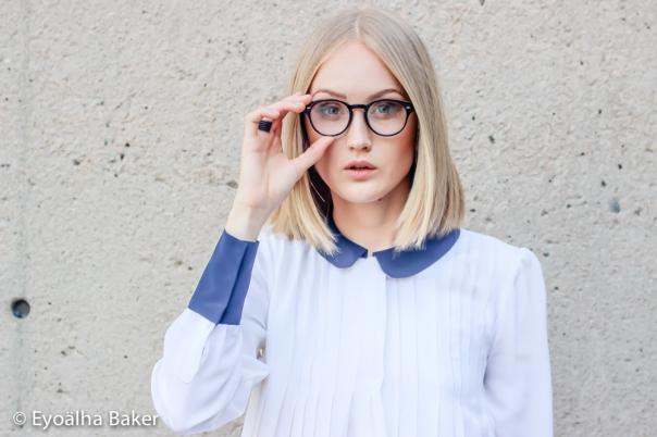 Designer: Jamaree Eiammanassakul Model: Kseniia Lieontieva Hair: Christine Michelle MakeUp: Je T'aime Photographer: Eyoalha Baker