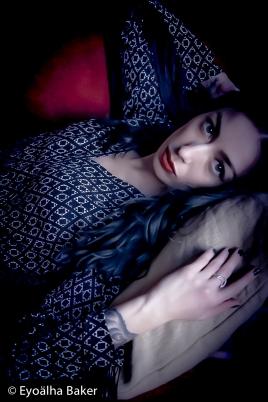 Caolaidhe Lundy Photographed by Eyoalha Baker