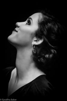 Model: Sierra Gedeon Hair / Make up: Amanda Gangoso Photography: Eyoalha Baker