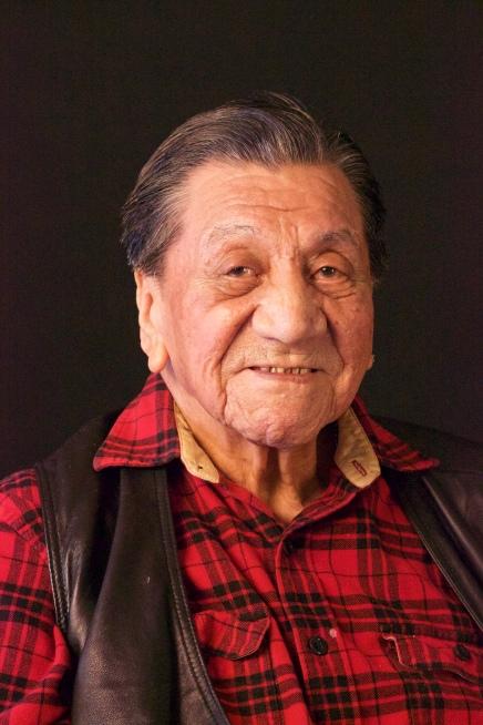 Squamish Nation Elders Portraits