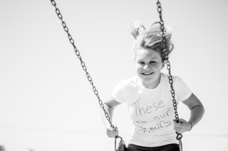 Childhood stories photography by Eyoalha Baker