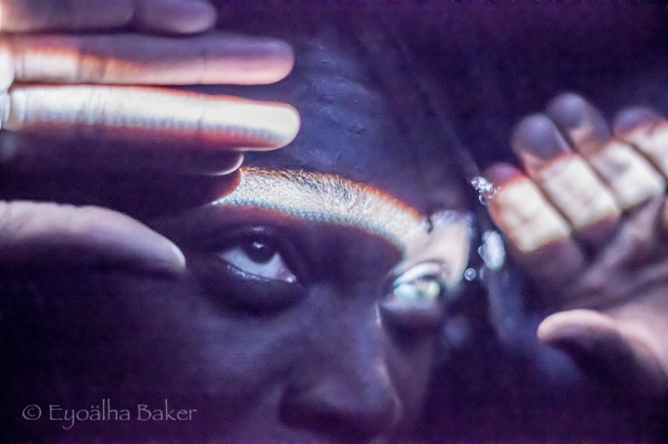 Creative portraits of Dancer Quentin Robinson by photographer Eyoalha Baker